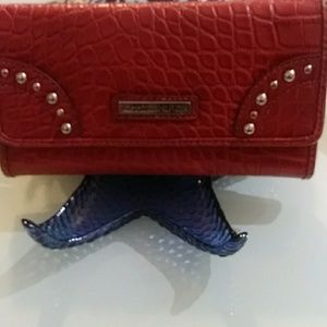 🌼Tommy Hilfiger Alligator Embossed Wallet🌼